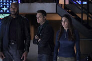 Agents of S.H.I.E.L.D. - 6x07 - Toldja - Photography - Mack, Deke and Yo-Yo