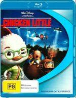 Chicken Little 2007 AUS Blu Ray Alternate