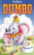 Dumbo Meisterwerk VHS