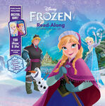 Frozen Read-Along Storybook and CD 2nd Version