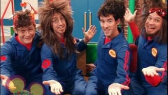 Imagination Movers Bad Hair Day