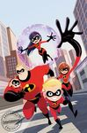 Incredibles 2 Dark Horse