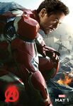 Iron Man AOU Poster