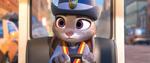 Judy melihat mobil