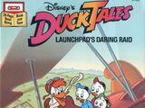 Launchpad's Daring Raid
