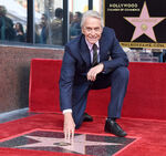 Michael Douglas Walk of Fame