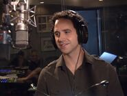 Santino Fontana behind the scenes Frozen