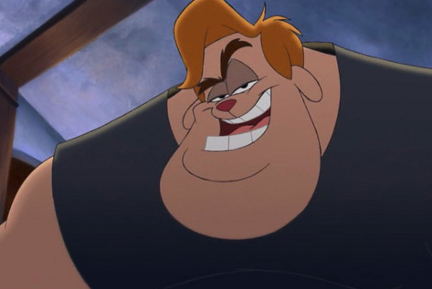 Tank (An Extremely Goofy Movie) | Disney Wiki | FANDOM ...