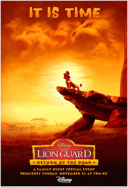 The Lion Guard Poster