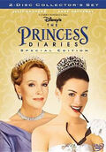 The Princess Diaries 2 Disc DVD