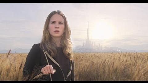 Tomorrowland - A World Beyond - suomeksi tekstitetty traileri - Elokuvateattereissa 22.5.2015