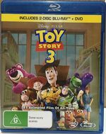 Toy Story 3 2010 AUS Blu Ray