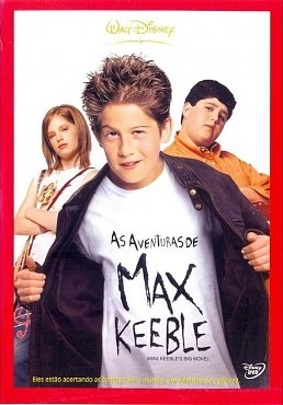 As Aventuras de Max Keeble - Pôster Nacional