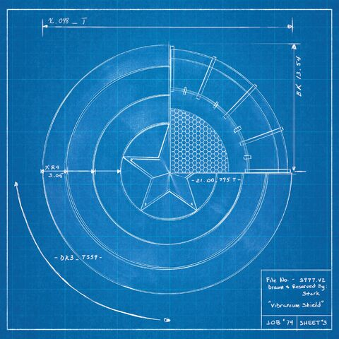 Image captain america blueprint sheetg disney wiki fandom filecaptain america blueprint sheetg malvernweather Images