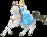 Cinderellaridinghorse