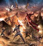 Civil War Battle 1