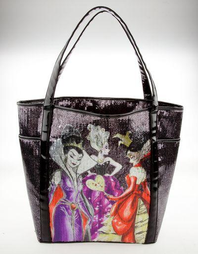 Disneyvillainsdesignercollectiontotebag Disney Villains Designer Collection Tote Bag