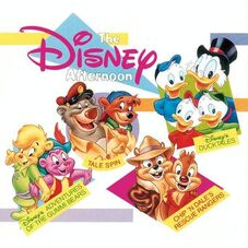 Disney Afternoon soundtrack