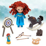 Disney Animators' Collection Merida Mini Doll Play Set