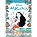 Disney Moana Art of Coloring Book