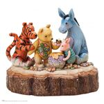 Disney Traditions Carved By Heart Classic Pooh