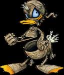 Donald (Mummy Form) (Art)