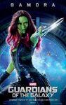 GOTG poster Gamora