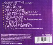 Hannah Montana Forever CD Back Cover