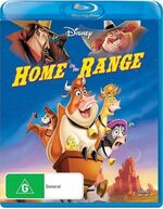 Home on the Range 2012 AUS Blu Ray
