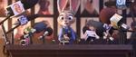 Judy tertekan