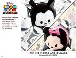 Minnie and Oswald Tsum Tsum Tuesday