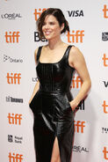 Neve Campbell TIFF19