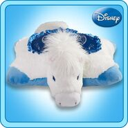 PillowPetsSquare CinderellaHorse1