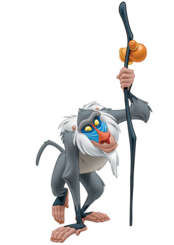 Rafiki Disney Wiki Fandom Powered By Wikia