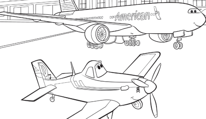 Pixar Planes Coloring Pages Coloring Pages Ideas Reviews