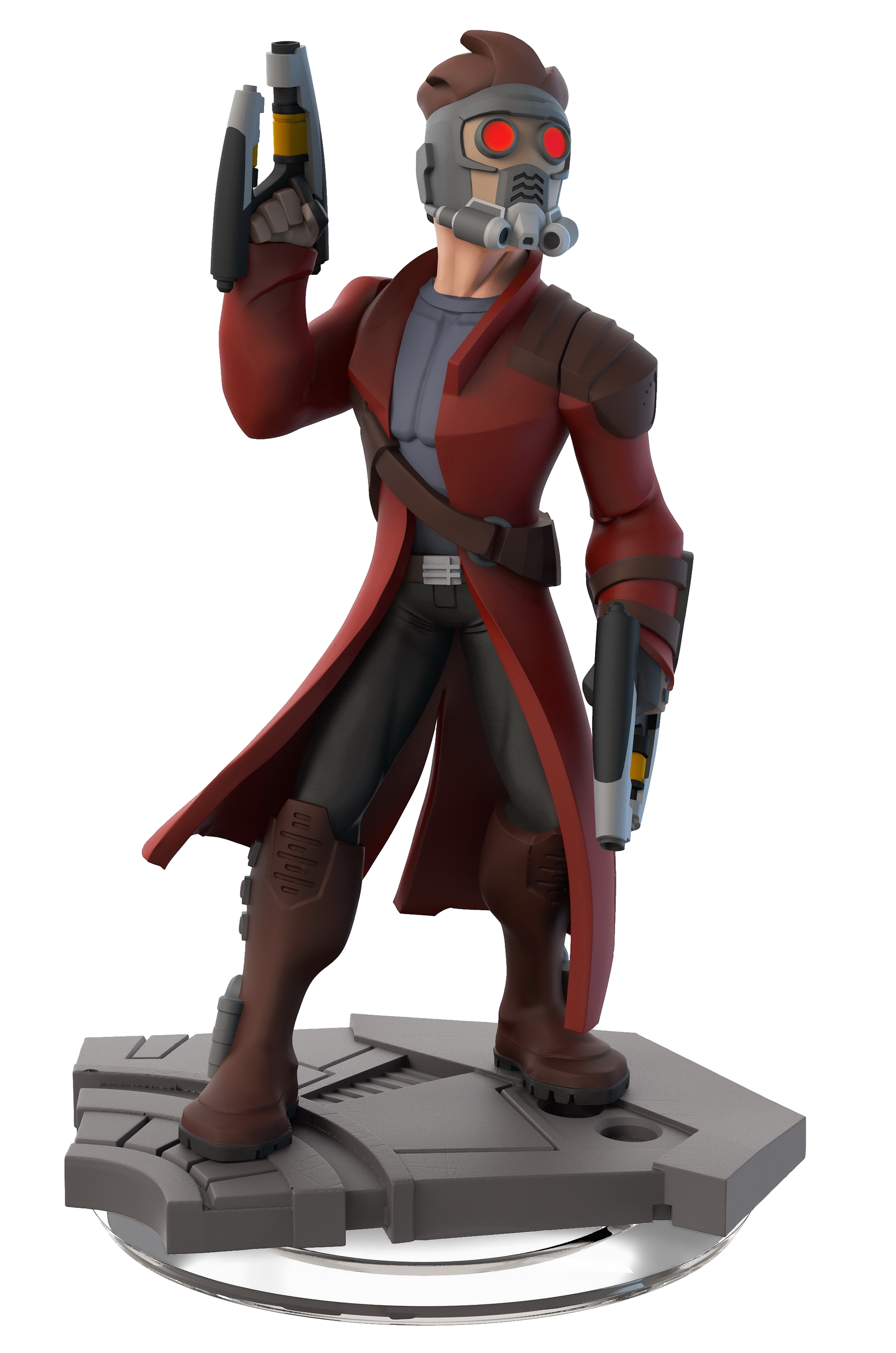 Wreck it ralph disney infinity wiki fandom powered by - Star Lord Di2 0 Figurine Transparent Png