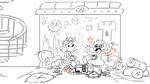 Sweet Dreams storyboards 6