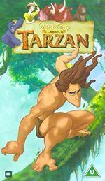 Tarzan (2000 UK VHS)