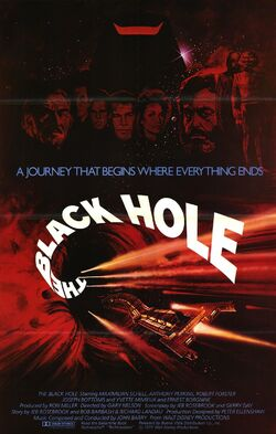 The Black Hole Poster 1
