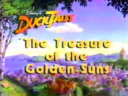 Treasure of the Golden Suns