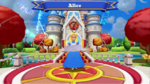 Alice Disney Magic Kingdoms Welcome Screen