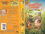 Cante Com Disney Somente o Necessário