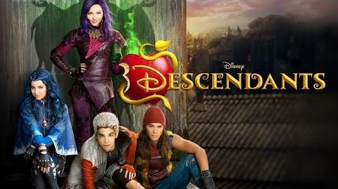 Disney Descendants Arrive Trailer