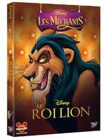 Disney Mechants DVD 12 - Le Roi Lion
