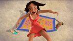 Elena's high flying bouncy fun