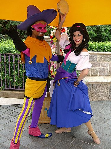 Image result for esmeralda disney world