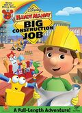 Handy Manny Big Constuction Job DVD