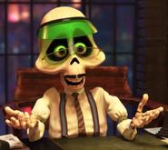 Head Clerk (Coco)