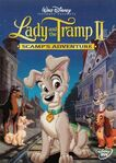 Lady and the Tramp 2 - 2002 Promotional DVD Cover