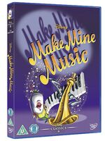 Make Mine Music UK DVD 2014